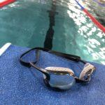 Schwimmtraining am Samstag